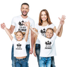Family Matching Outfits T-Shirts