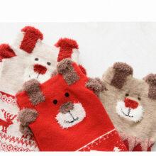 Women's Animal Printed Warm Socks