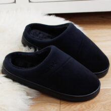 Breathable Men's Winter Slippers