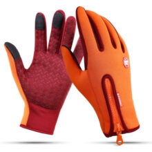 Waterproof Winter Warm Polyester Gloves