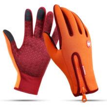 Waterproof WinterWarm Polyester Gloves