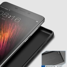Simple Phone Case for Xiaomi Redmi