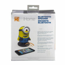 Minion Stuart Wireless Bluetooth Speaker with Charging Cable