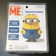 Despicable Me Minions One in a Minion Headphones Ms-140ex